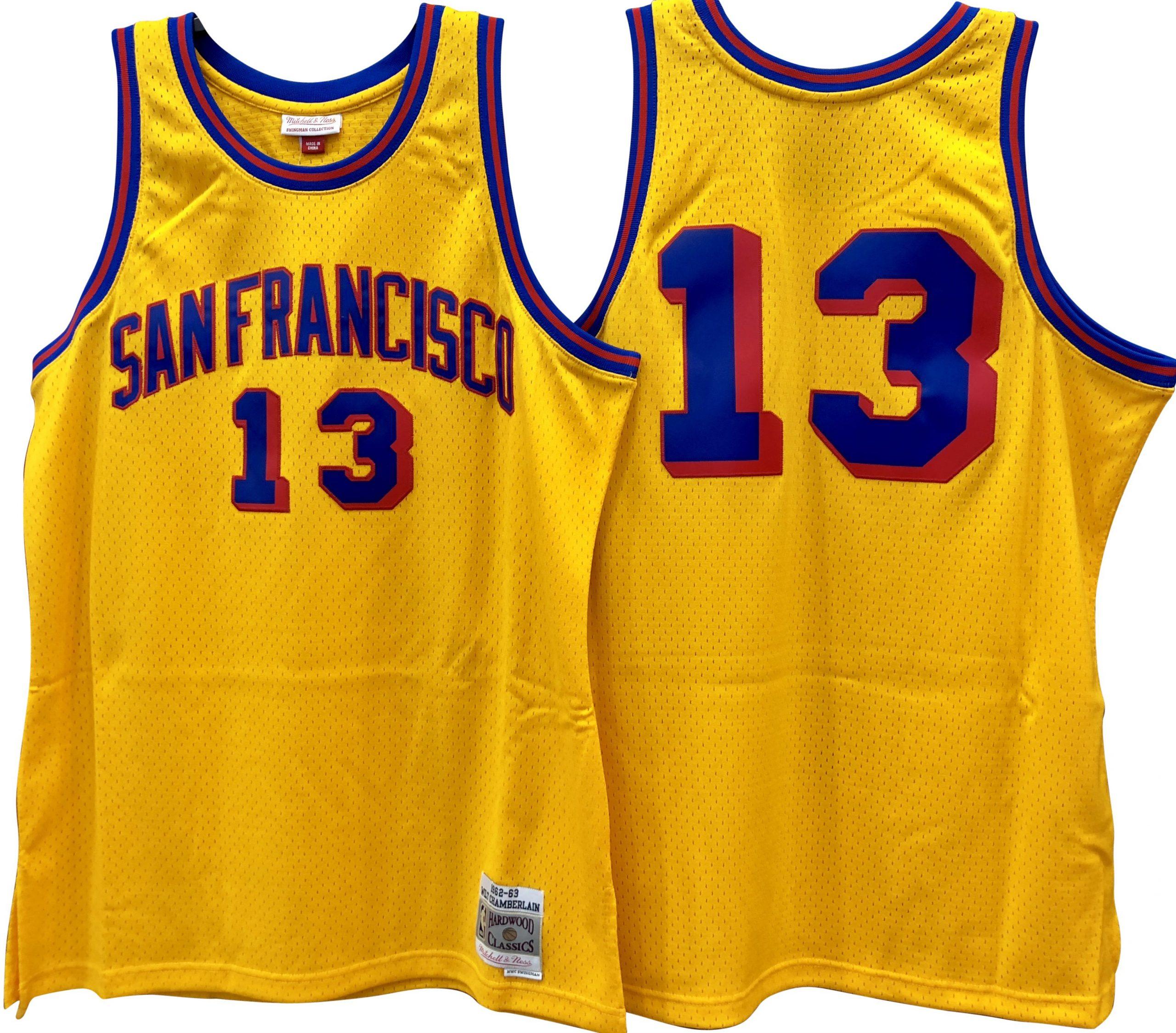 cheap jerseys in toronto Mitchell & Ness Wilt Chamberlain San ...
